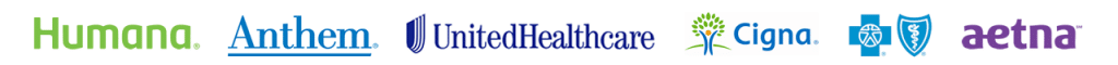 Rehab Center that takes aetna blue cross blue shield untied healthcare Humana Cigna