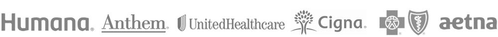 Rehab facility that accepts Humana Anthem United Healthcare Cigna Aetna Blue Cross blue shield