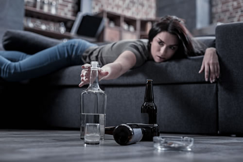 signs of binge drinking, alcoholism