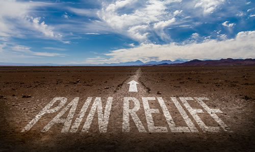 non-narcotic pain management at Cornerstone of Recovery