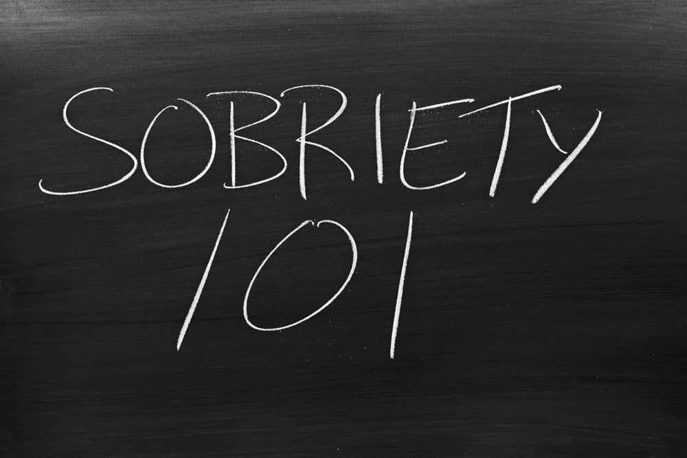 staying sober