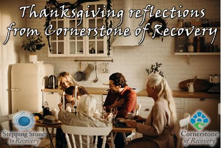 Cornerstone Thanksgiving