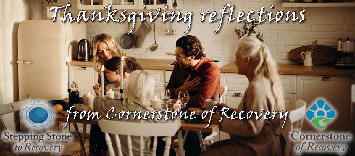Thanksgiving Cornerstone