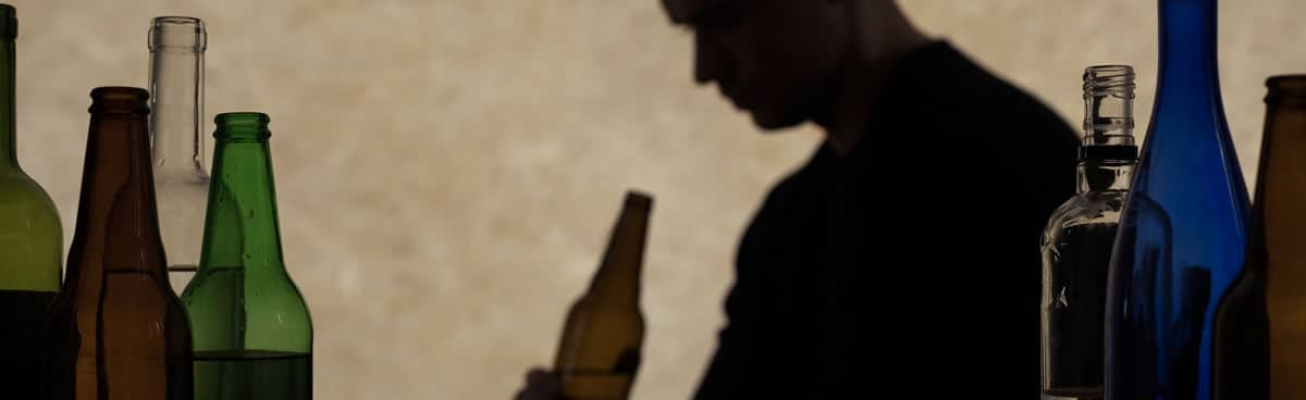 you've given up on your new year's resolution to stay sober