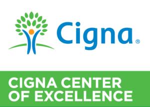 alcohol drug rehab cigna center of excellence chattanooga tn