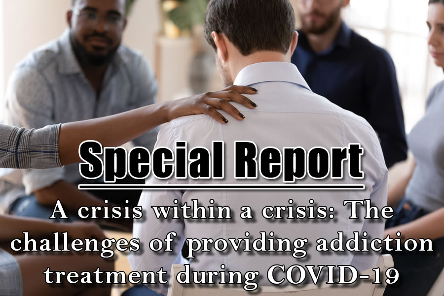 addiction treatment and COVID-19