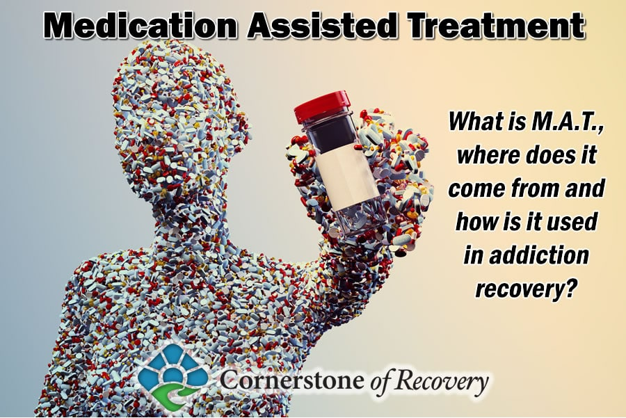 what is medication assisted treatment?