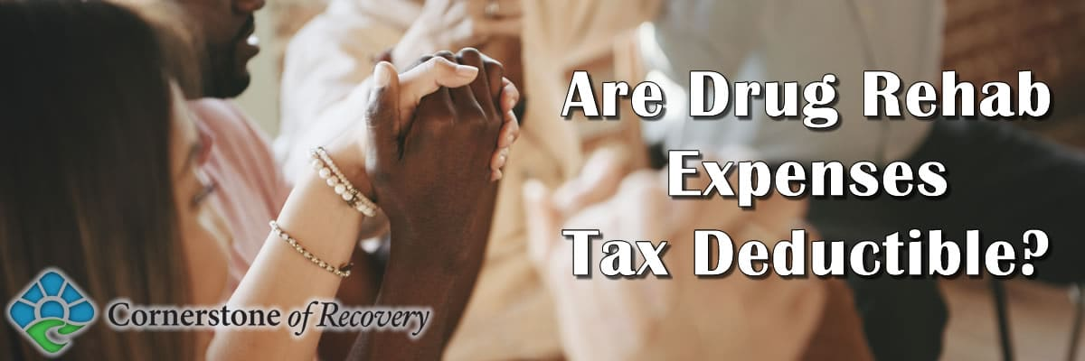 are drug rehab expenses tax deductible