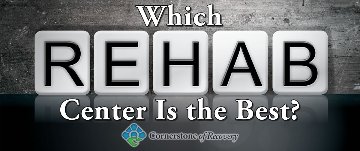 which is the best drug rehab center