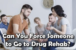 can drug rehab be forced