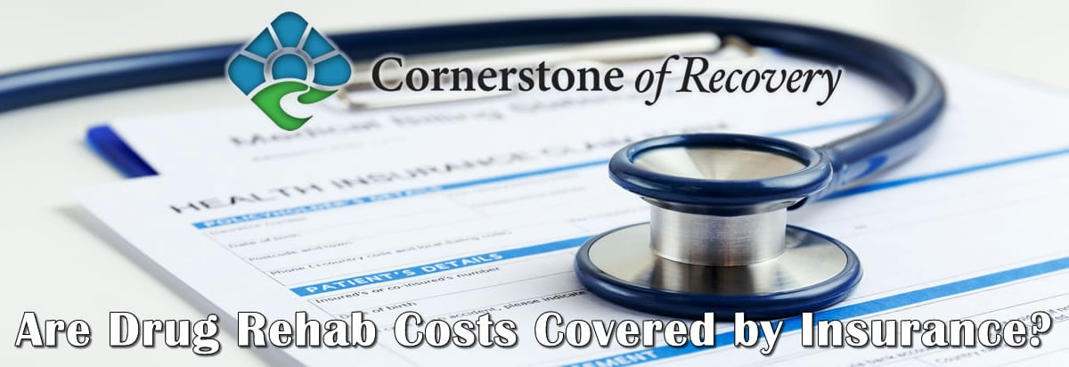 are drug rehab costs covered by insurance