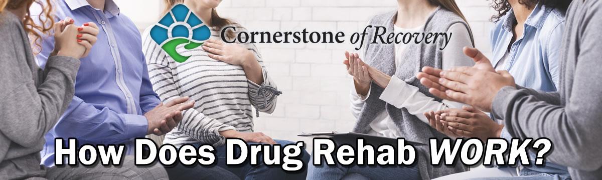 how does drug rehab work