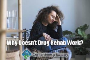 why drug rehab doesn't work