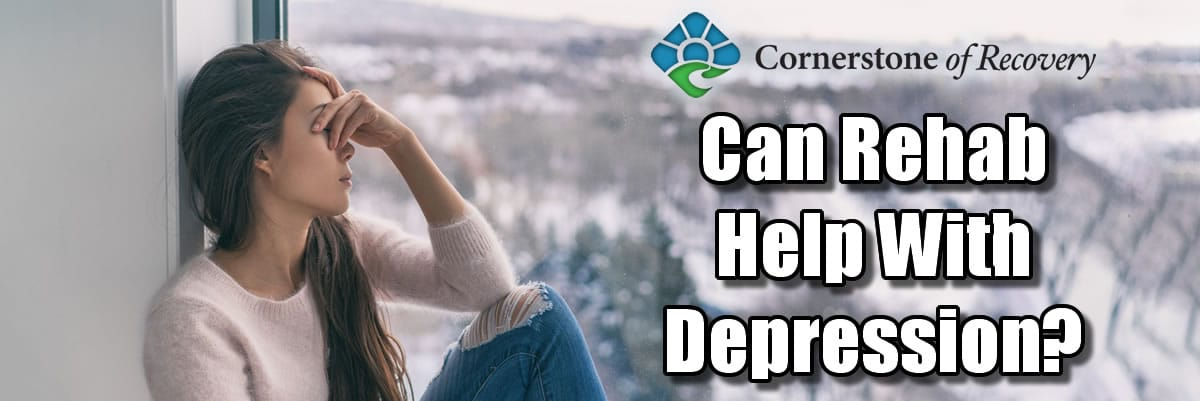 can rehab help with depression