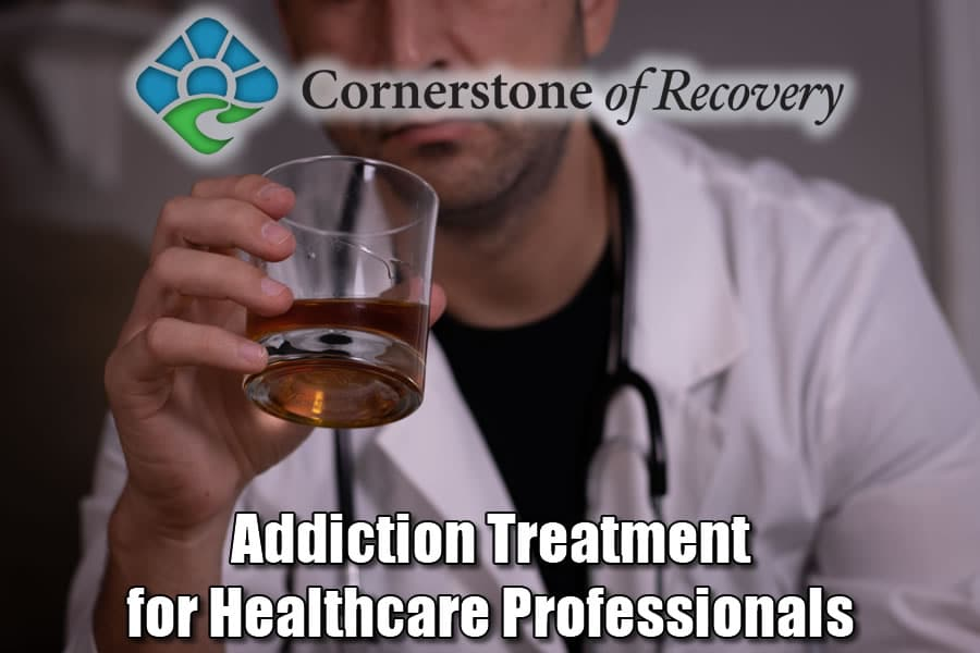 addiction treatment for healthcare professionals