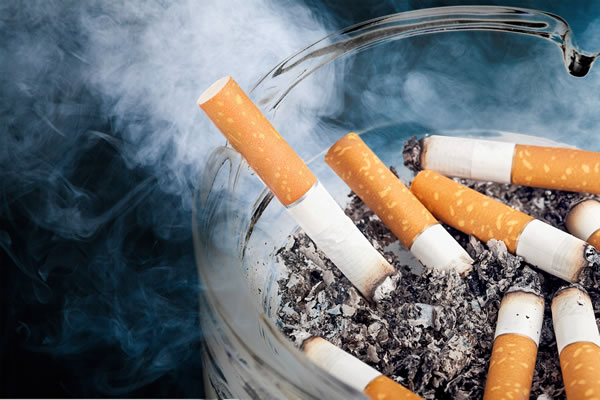 rehab where you can smoke cigarettes