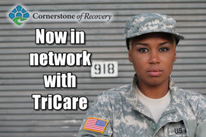 addiction treatment that takes TriCare