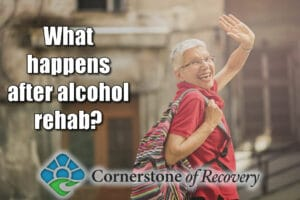 what happens after alcohol rehab