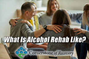 what is alcohol rehab like