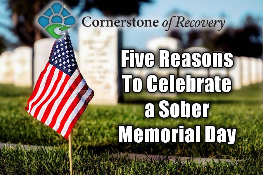 sober Memorial Day