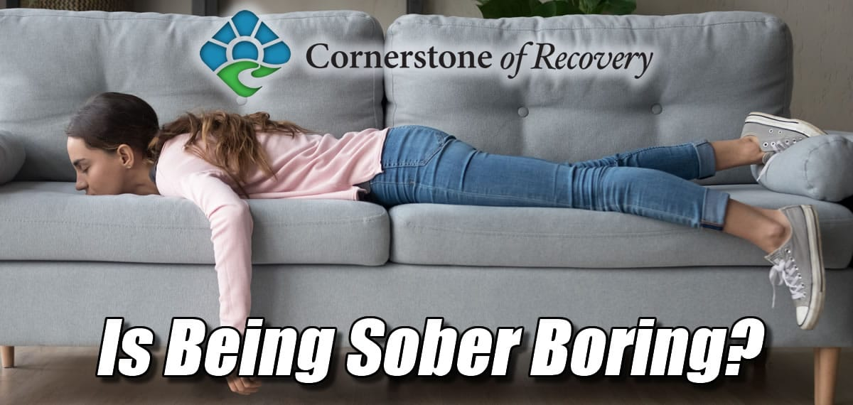 is being sober boring