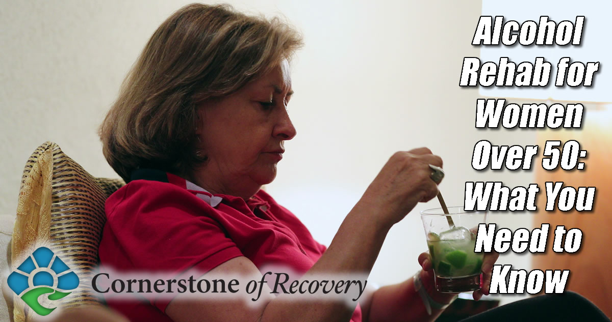 alcohol rehab for women over 50