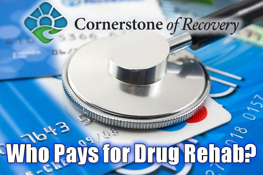 who pays for drug rehab