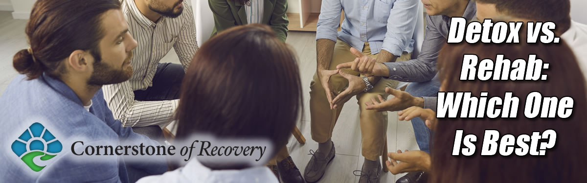 detox vs. rehab