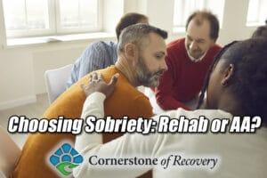 rehab or AA